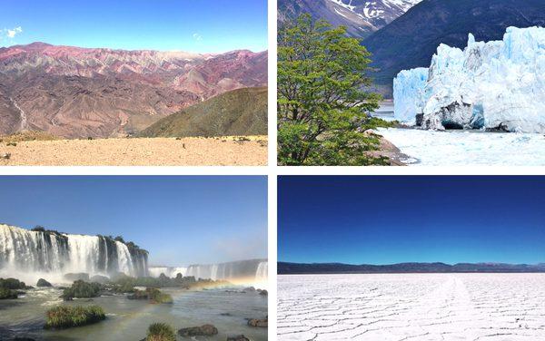 Les paysages grandioses d'Argentine