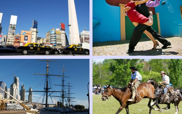 Découvrir Buenos Aires et ses traditions !