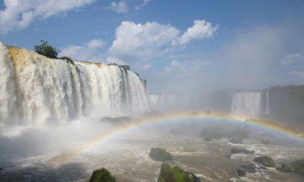 Un magnifique point de chute : Iguazú
