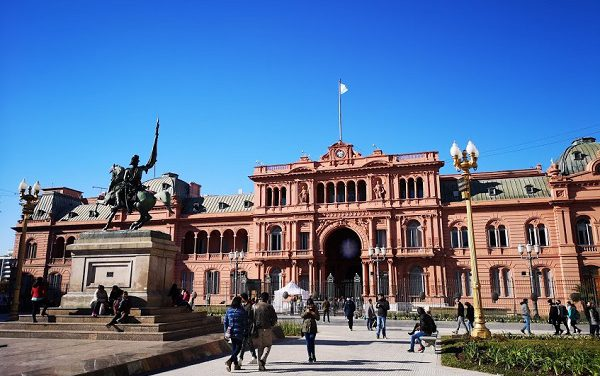 A voir – A Faire : Visiter la Casa Rosada monument emblématique