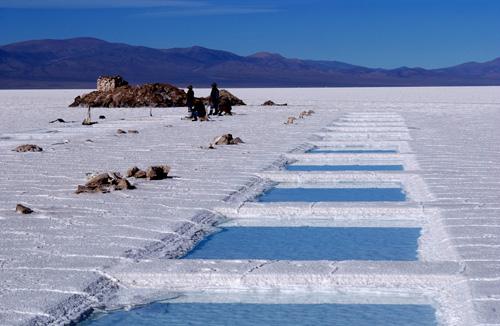 La route du sel : de Buenos Aires à Neuquén