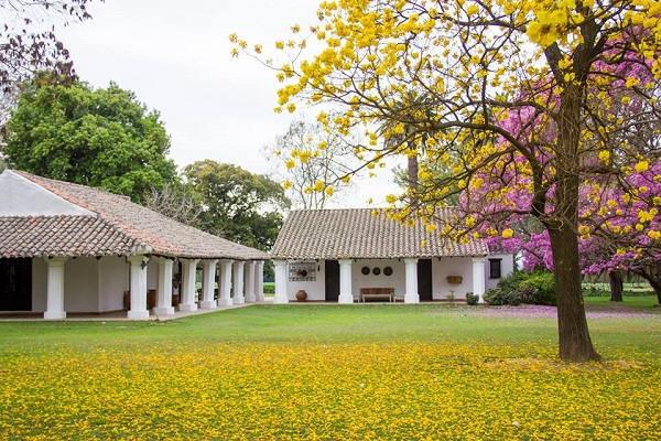 Zárate une estancia au cœur de la culture Gaucho