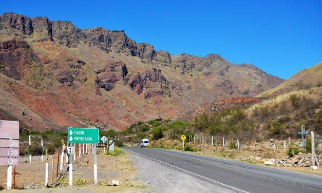 Le Nord-Ouest Argentin en voiture