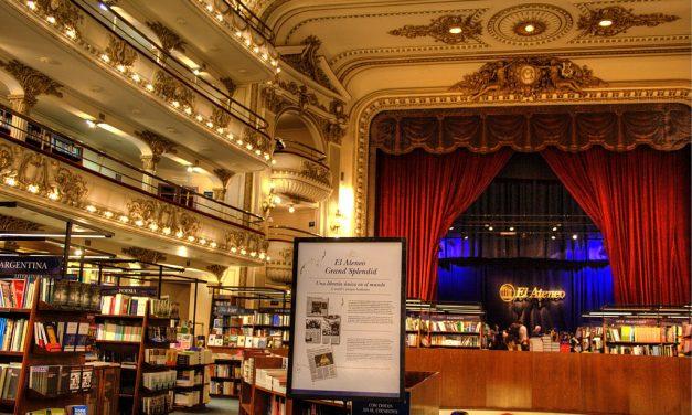 """Les bonnes adresses de """"café-librairies"""" à Buenos Aires"""