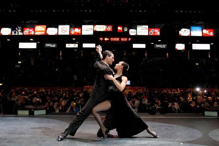 A voir – a faire : festival et championnat du monde de tango à Buenos Aires