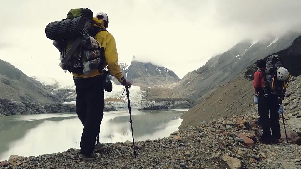 Trekking sur le Perito Moreno