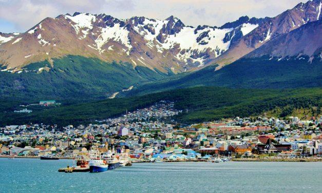 Ushuaïa : un hiver au bout du monde