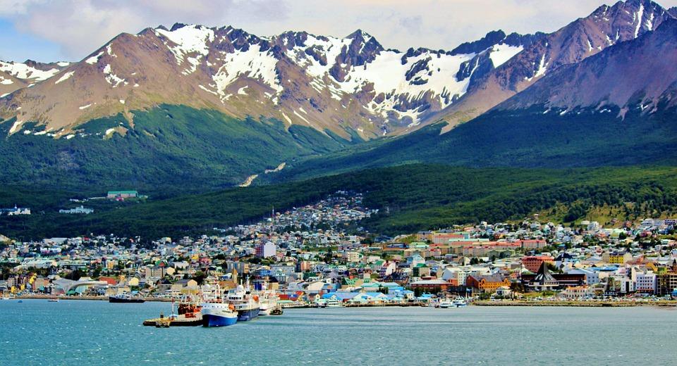 Notre sélection d'hôtels à Ushuaia, la ville la plus australe du monde !