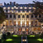 À la découverte du prestigieux hôtel Palacio Duhau – Park Hyatt à Buenos Aires
