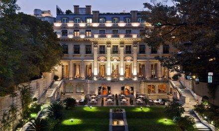 Le prestigieux hôtel Palacio Duhau à Buenos Aires