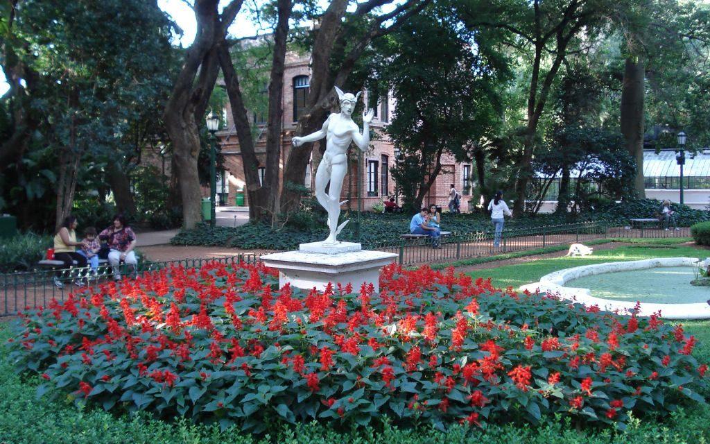Les parcs de Buenos Aires sous l'influence française