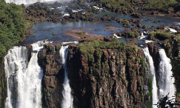 Le parc National d'Iguazu