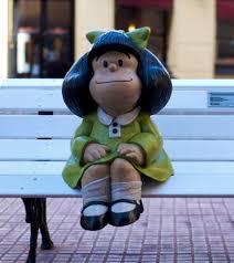 Le Paseo de la Historieta commence avec Mafalda dans San Telmo