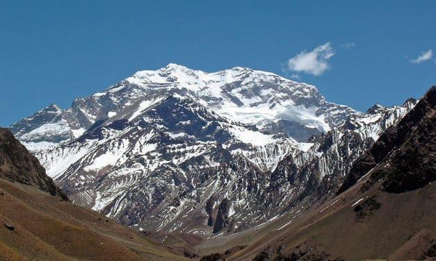 Mendoza : Parc Provincial de l'Aconcagua
