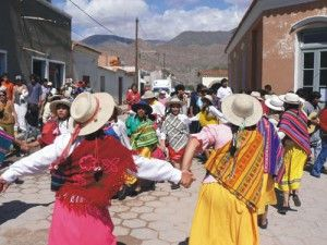 Danses traditionnelles du nord ouest