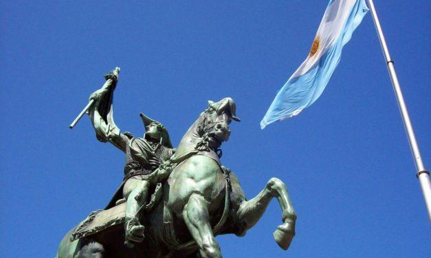 Découvrez l'histoire du drapeau argentin