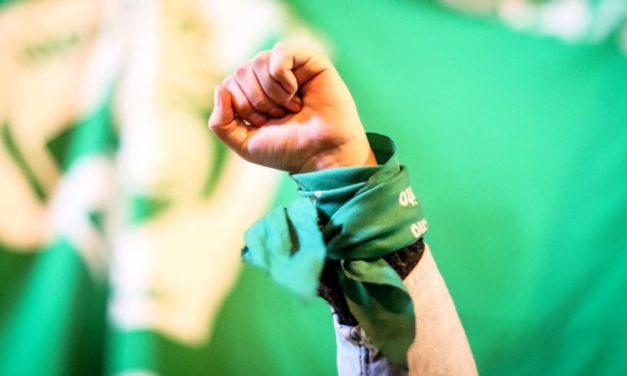 Foulards et réclamations politiques : les Argentin(e)s veulent se faire entendre !