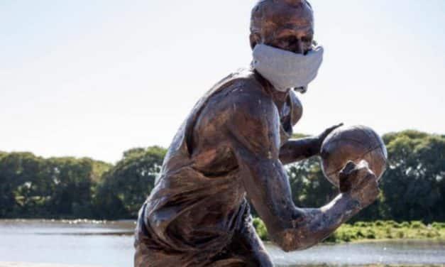 COVID-19 : Le port d'un masque devient obligatoire