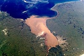 Rio de la plata : le fleuve le plus large du monde