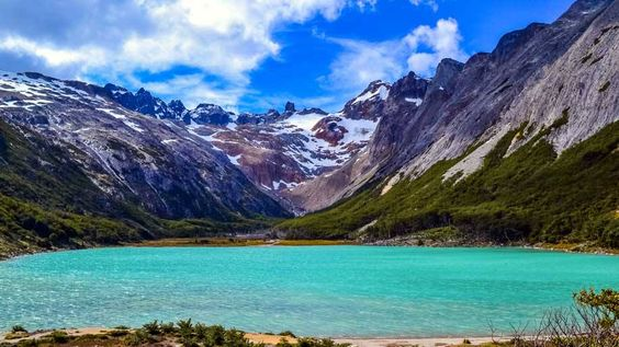 Laguna Esmeralda : une merveille cachée D'USHUAÏA