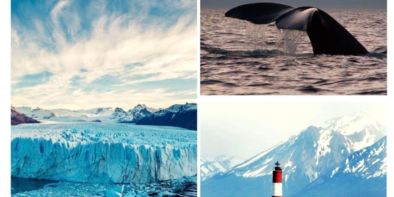 La Patagonie d'est en ouest