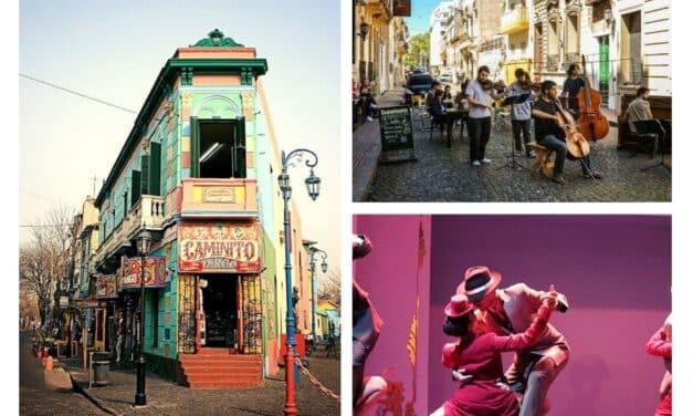 Voyagez en groupe en Argentine!