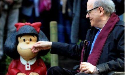 L'Argentine en deuil après le décès de Quino