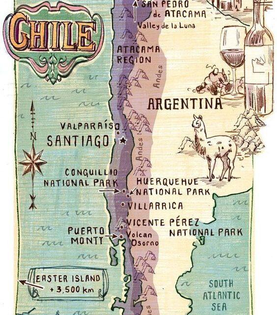 Réouverture des frontières chiliennes
